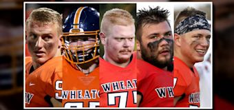 5 Wheaton College football players face felony charges