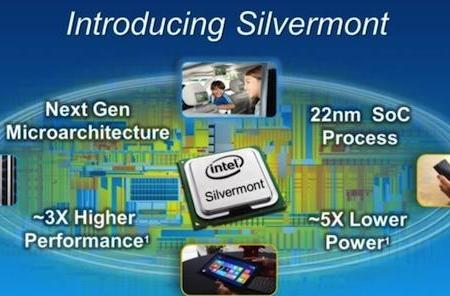 Intel Silvermont: next-gen mobile CPU's three times as fast and more energy efficient