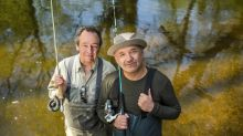 Paul Whitehouse and Bob Mortimer accidentally checked into a sex hotel while making 'Gone Fishing'