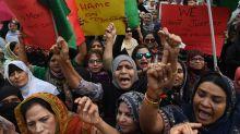 Pakistan : violentes manifestations après le viol et le meurtre d'une fillette de 6 ans