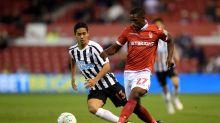 Nottingham Forest defender Tendayi Darikwa proud of Zimbabwe debut