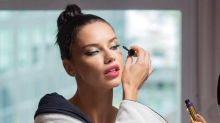 Watch A Supermodel Get Ready In 2 Minutes Using All Drugstore Makeup
