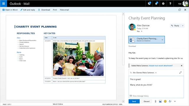 Outlook.com update brings a load of new features, including GIFs