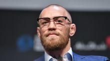 Report: McGregor's sex assault probe dropped