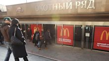 American fast food may get labeled as foreign agents in Russia