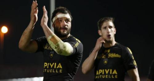 Rugby - Bleus - XV de France : Cinq nouveaux en stage à Granville pour préparer la tournée de juin