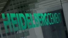 HeidelbergCement shares fall as group warns of fourth-quarter weakness