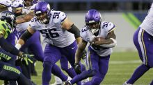 Dalvin Cook suffers apparent injury vs. Seahawks