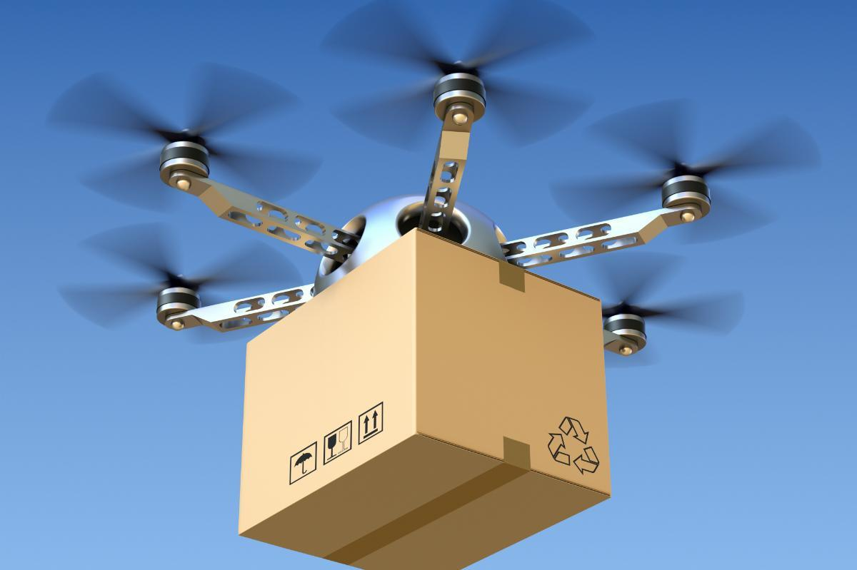 Commercial drones could rely on cell networks for beyond-line-of-sight flight