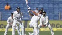 Australia 256-9 at stumps in first India Test