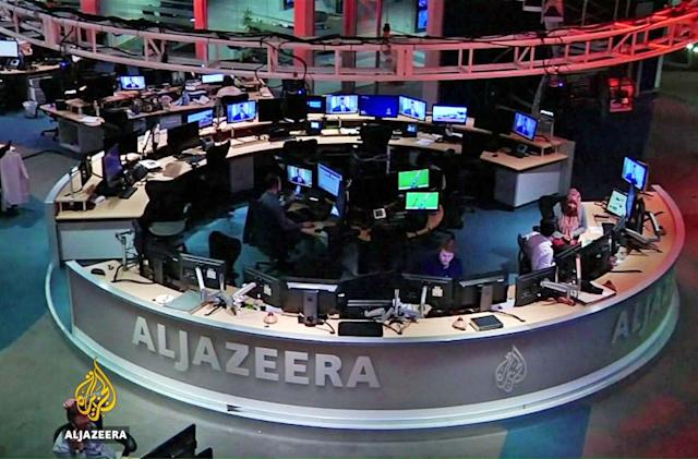 Al Jazeera's Snapchat channel blocked in Saudi Arabia