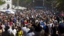 Índice de isolamento cai tanto que chega a ficar negativo em bairro do Rio