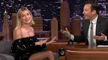 Hailey Bieber Reveals Key Role Jimmy Fallon Played In Her Marrying Justin Bieber