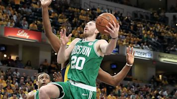 NBA playoffs 2019: Gordon Hayward, Brad Stevens discuss Celtics' sweep of Pacers