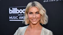 'I'm not straight' - Julianne Hough opens up about sexuality