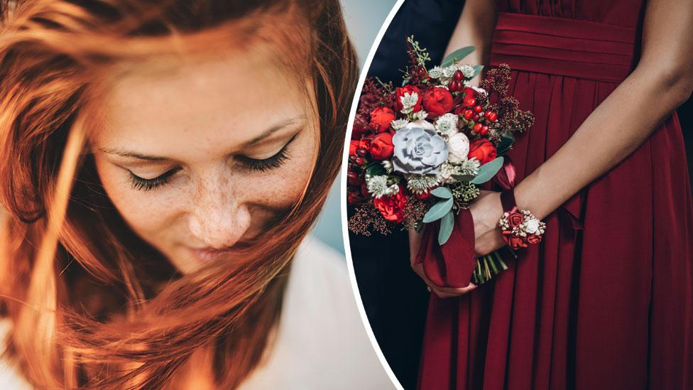 Bride's rant over bridesmaid's hair colour spectacularly backfires