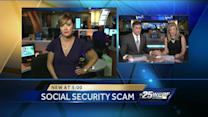 Woman falls victim to online Social Security scam