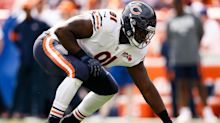 How Bears are adjusting to loss of Eddie Goldman: 'We're missing a key part'