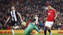 Martial grabs brace as Manchester United overpower Newcastle