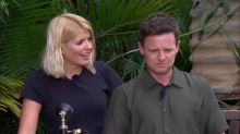 Stomach-churning 'I'm A Celebrity' challenge proves too much for Holly
