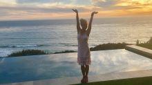 La increíble mansión en la que Britney Spears pasó San Valentín con su novio Sam Asghari