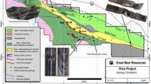 Great Bear Drills 125.00 m of 1.08 g/t Gold Between Bear-Rimini and Yuma Zones, and 15.02 g/t Gold Over 2.50 m, Within 26.00 m of 2.55 g/t Gold Between Yuma and Auro Zones; Prospective Geology Mapped Along 15 Kilometres; SGH Survey Finds New Targets