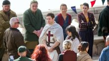 Taron Egerton's Robin Hood movie delayed until September 2018