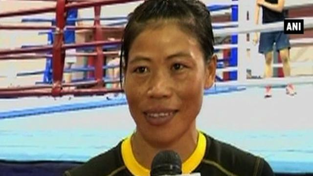 An exclusive interview with Mary Kom Part - 2