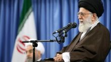 Iran's leader rebuffs Rouhani's detente policy ahead of vote