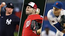 Who should be the first pitcher taken in fantasy drafts: Gerrit Cole, Jacob deGrom, or Max Scherzer?
