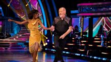 'Christmas depends on it': Bill Bailey under pressure to make 'Strictly' final as mates bet on him