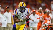 Falcons draft a wide receiver in latest PFF mock