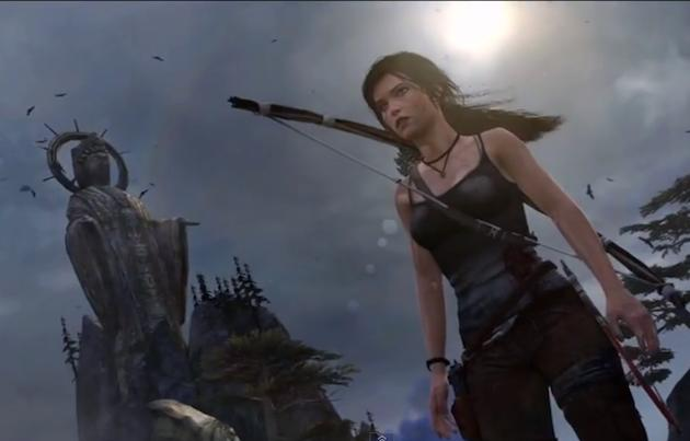 Tomb Raider: Definitive Edition coming to PS4 and Xbox One January 28th, but you can pre-order now