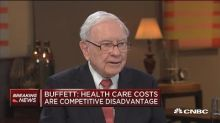 Warren Buffett: Bezos, Dimon, and I aim for something bigger on health care than just shaving costs