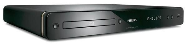 Philips unveils BDP3000, BDP5000 and BDP7300 Blu-ray players
