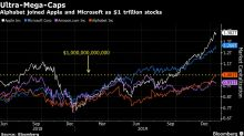 Alphabet Joins Apple and Microsoft in the $1 Trillion Club