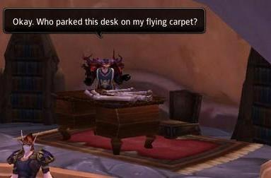 Breakfast Topic: Flying Mounts and Professions