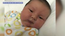 South Carolina parents shocked by their 14-pound newborn