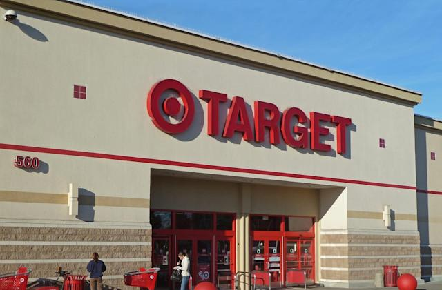 Target brings same-day delivery of in-store purchases to five cities