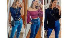 Elige los jeans que van mejor con tu tipo de cuerpo, aquí los diferentes estilos