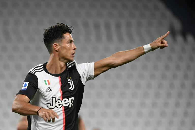 Ronaldo Targets More Records As Juve Close In On Title