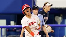 Team USA again loses softball gold medal to Japan