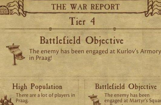 Waging WAR: Coming soon, to a theatre of WAR near you