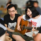 A 1974 Hymn Called 'Sing Hallelujah to the Lord' Has Become the Anthem of the Hong Kong Protests