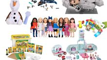 Amazon predicts the 100 most popular toys of holiday 2019