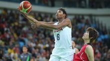 Angel McCoughtry out with major knee injury as Olympic roster selection nears