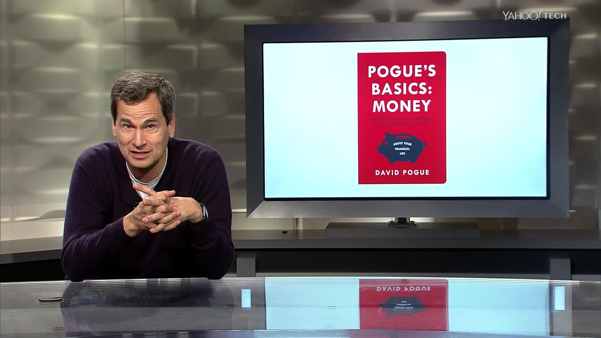 Pogue's Basics: Money - Buy your own cable box, save hundreds