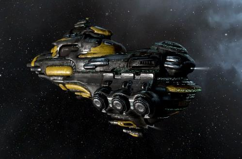 EVE Online turns manual control of ships over to players