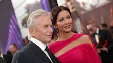 Catherine Zeta-Jones and Michael Douglas share tributes to each other on their joint birthday