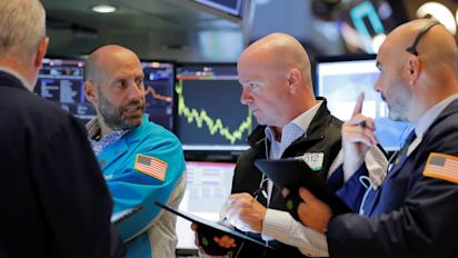 Stocks mixed as earnings season ramps up